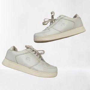 Champion Chunky Y2K White Sneakers